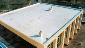 Flat Roofing & Shingles — over 40 years of Pro Experience! London Ontario image 4