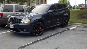 Are You Trading in Your 2008 Jeep Grand Cherokee SRT-8?