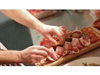 Kitchen Porter for vibrant Fulham restaurant - Great benefits