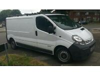 Window Cleaning van/ Nissan Primastar with WFP system ready to use( Trafic Vivaro)