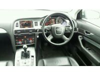 Audi a6 2.0tdi limited edition lether sat navigation full Mot low mileage