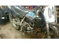 Klr250 pitbike fieldbike offroad
