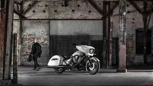 2017 Victory Motorcycles CROSS COUNTRY / 52$/sem garantie 3 ans