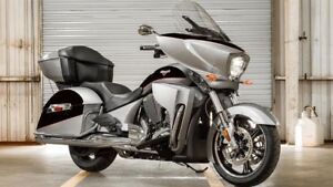2017 VICTORY CROSS COUNTRY TOUR / 65$/sem garantie 3 ans