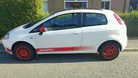 Fiat Grande Punto MK1 Facelift 1.4 8v Dynamic Dualogic 3dr