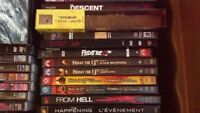 Horror/Thriller DVDs