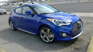 2013 Hyundai Veloster turbo Coupe (3door)