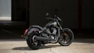 2017 Victory Motorcycles OCTANE / 32$/sem garantie 3 ans