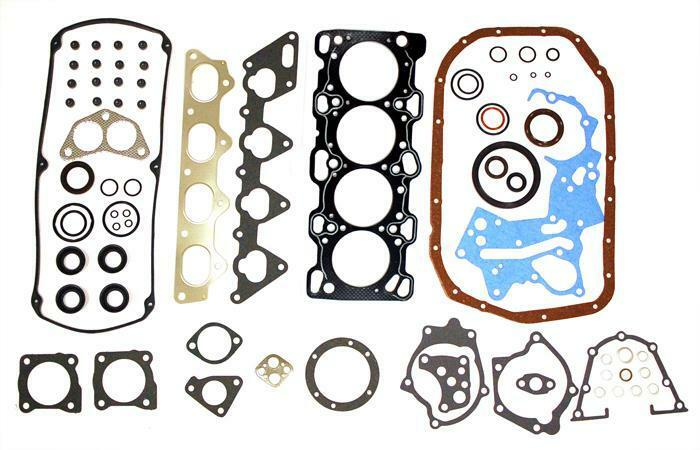 93-99 Mitsubishi Eclipse Galant 2.4l 4g64 Engine Full Gasket Replacement Set