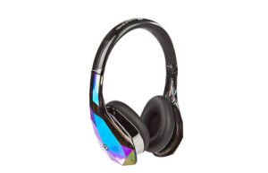 Monster-Diamond-Tears-Edge-On-Ear-Headphones-Black-Refurbished