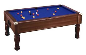 POOL TABLE MONARCH 7X4 EX DISPLAY