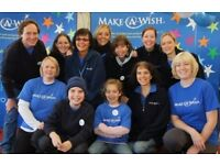 Fantastic fundraising opportunities with Make-A-Wish UK
