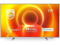 "Philips 75PUS7805 75"" 4K LED Smart TV (2020) 75 inch"