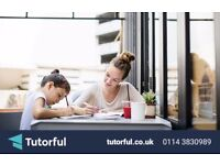 Expert Tutors in Cambridge - Maths/Science/English/Physics/Biology/Chemistry/GCSE /A-Level/Primary