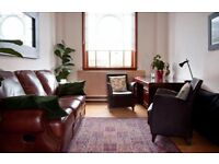 Stunning views - Therapy room to rent for psychologists, psychotherapists, counselors, and coaches