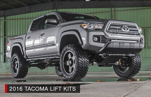 2016 TACOMA Lifts - ROUGH COUNTRY SPECIAL