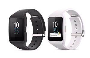 Sony Android Wear Smartwatch 3 with box and cable