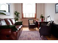 Private therapy room to rent in the city-for psychologists, psychotherapists, coaches, & counsellors