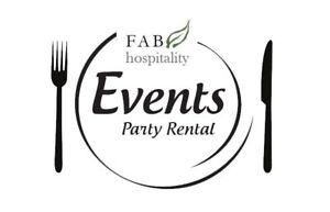 chairs, tables, chafing dish & more..