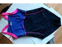 Swimsuit + cap BRAND NEW!!!
