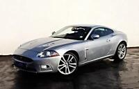 2009 Jaguar XKR Supercharged Coupe 4.2 Supercharged V8 420HP