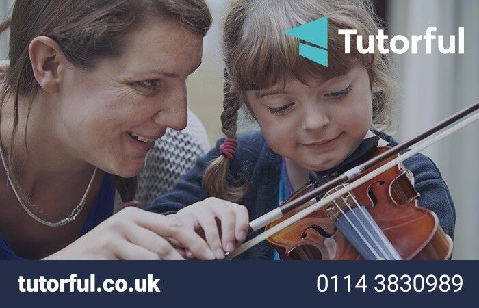 Piano, Guitar and Violin Lessons from Experienced Music