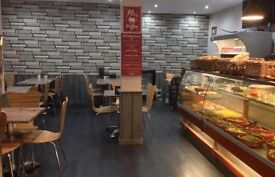 Cafe | Lease for Sale