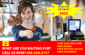 Promotional Sale for POS System this Fall