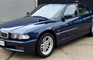 2001 BMW 7-Series 740ia Sedan needs work