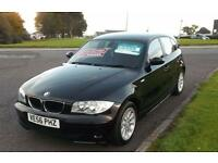 2007 BMW 1 SERIES 2.0 120D ES,ALLOYS,AIR CON,6 SPEED,SERVICE HISTORY,VERY CLEAN