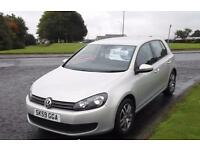 VOLKSWAGEN GOLF 1.4 TSI SE 2009,ALLOYS,AIR CON,6 SPEED,CRUISE CONTROL,FULL SERVI