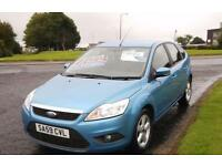 FORD FOCUS 1.6TDCI 2009 ECONETIC,ALLOYS,AIR CON,£30 ROAD TAX,FULL FORD HISTORY