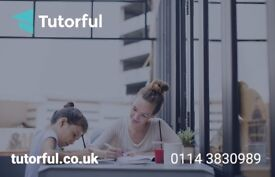 Over 7000 Affordable Tutors in Maths, English, Science, Biology, Chemistry, Physics, A-Level, GCSE