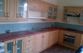 A superb Large 4 bed apartment To-Let with Bills included*, opposite university rd.