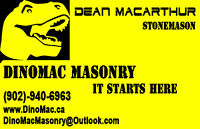 DinoMac Masonry Ltd Stonemason Bricklayers