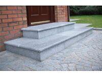 Granite Fantail Cobbles