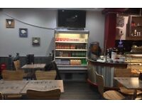 CAFE   LEASE FOR SALE