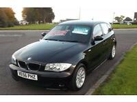 2007 BMW 1 SERIES 2.0 120D ES,ALLOYS,AIR CON,6 SPEED,SERVICE HISTORY,VERY CLEAN