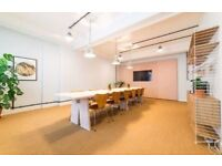 Luxury Meeting Room Oxford Street Can be booked by the Hour, up to 18 people