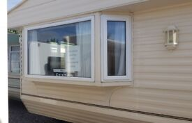 WILLERBY LYNDHURST 3 BEDROOM 37X12 STATIC MOBILE HOME £11,750