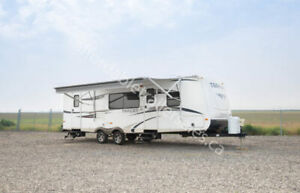 Fiberglass Trailer | Buy or Sell Used and New RVs, Campers