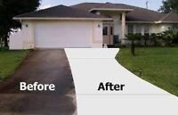 POWER WASHING 10 YRS EXPERIENCE! CALL FIRST for FREE ESTIMATE!