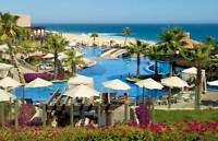 Xmas (Dec 21-28) at 5 star resort in Cabo!!!!
