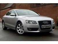 Audi a5...Full Service HistoryExt Colour: SilverInt Colour: Black