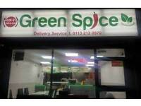 LEEDS TAKEAWAY ON BUSY TOWN STREET, BUSINESS FOR SALE £30K