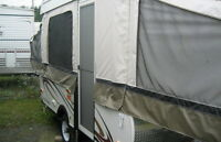 Clearence New 2109 Viking 10' Tent Trailer   $7595 or 39.06 oac