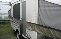 Clearence New 2109 Viking 10' Tent Trailer Just 2 Left  $7395.00