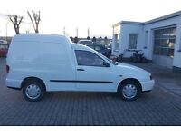 Volkswagen Caddy 1.9TDI (Left hand drive Germany car)