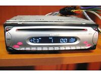 Cheap Universal Sony Car Cd Radio Player 45x4 Facelift (FREE FITTING ANY CAR VAN)