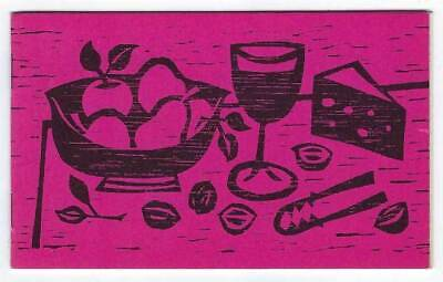 Cresta Blanca PORT [Ways With Wine series] EARL THOLLANDER illustrations for sale  Pasadena